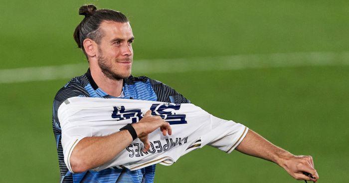 Gareth Bale Real Madrid Man Utd