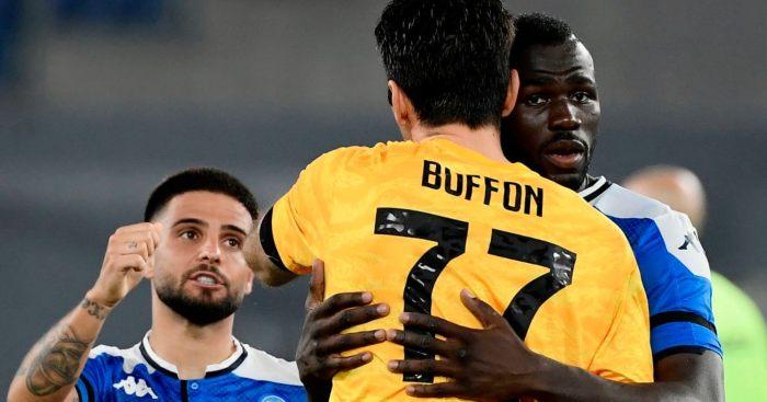 Kalidou Koulibaly Napoli Man Utd