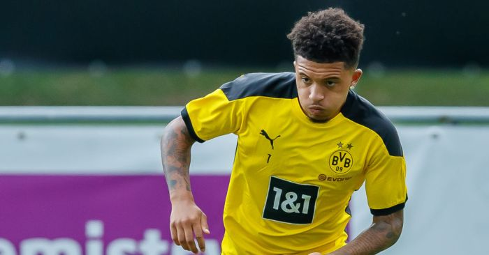 Sancho 'not desperate to leave' as Dortmund stay firm