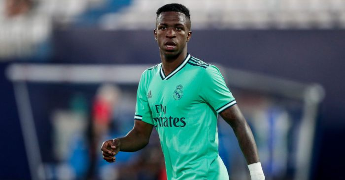 Vinicius-Junior-Real-Madrid Man Utd