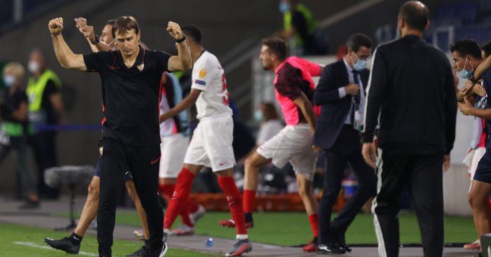 Julen Lopetegui Sevilla Man Utd