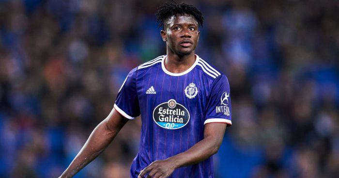 Southampton seal £10.9m Salisu signing from Valladolid