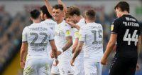 Ben White Leeds United Man Utd