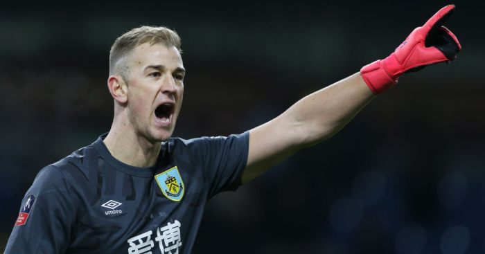 'Funny one' for Hart as Spurs close in on second summer deal