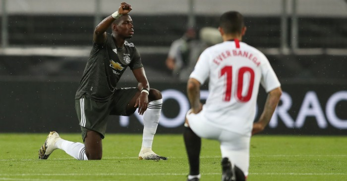 'Lazy' Pogba still getting blame for Man United defeat…