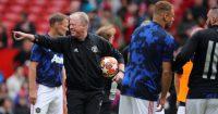 Steve McClaren Man Utd