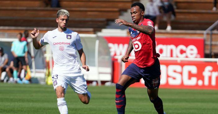 Gabriel Magalhaes Lille Arsenal