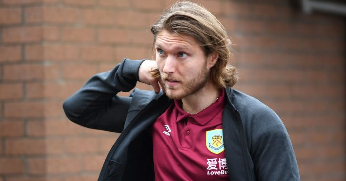 Jeff Hendrick Burnley Newcastle
