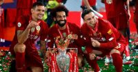 Xherdan Shaqiri Mo Salah Dejan Lovren Liverpool