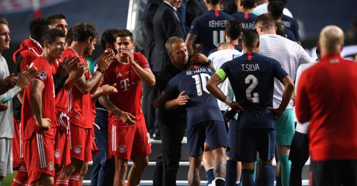 Bayern beat PSG in a Champions League final for the ages