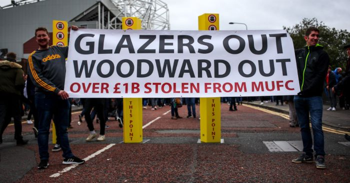 Glazers Ed Woodward Man Utd