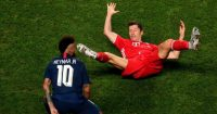 Neymar Robert Lewandowski Bayern Munich PSG Man Utd