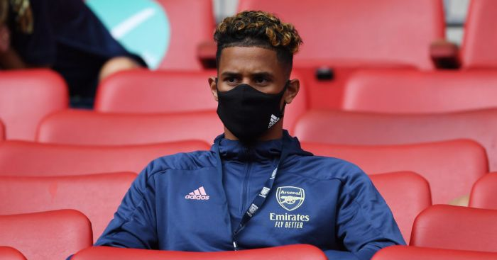 William Saliba Arsenal Man Utd