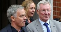 Jose Mourinho Sir Alex Ferguson Man Utd