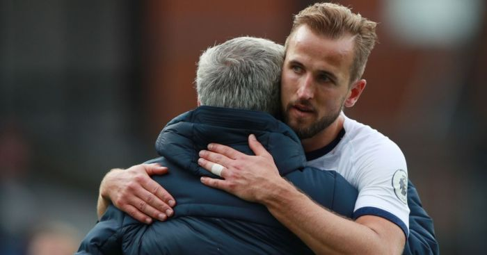 Harry Kane Jose Mourinho Spurs