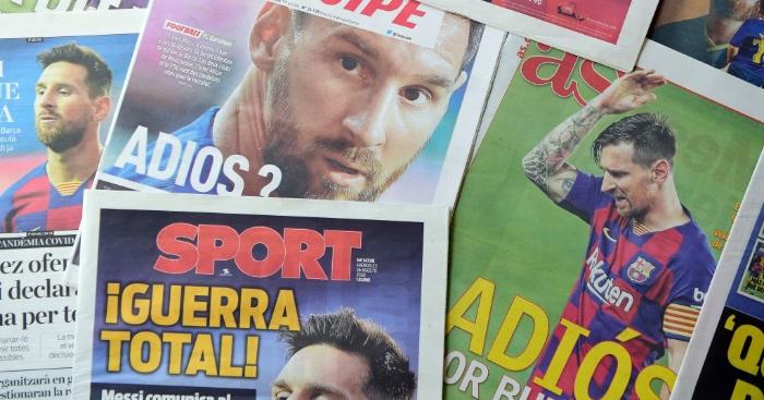 Adios Lionel: Ranking Messi's potential transfer destinations