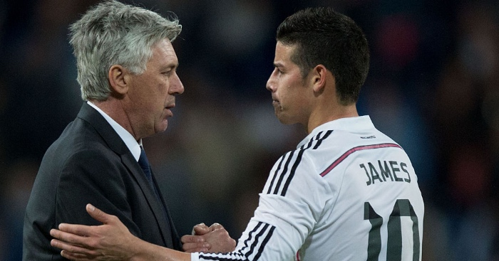'Curious' James believes Everton can win trophies