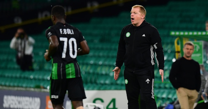 Lennon slams wantaway Celtic stars after dismal CL exit