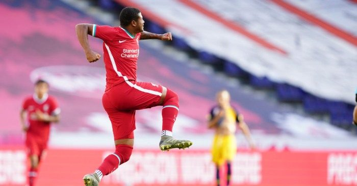 Rhian-Brewster Liverpool