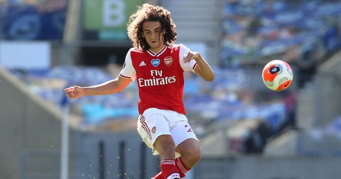 Valencia approach Arsenal over potential Guendouzi loan deal