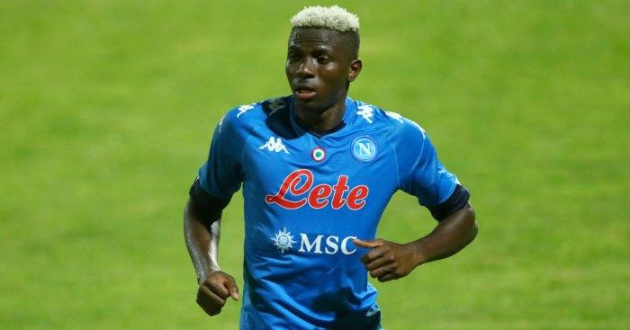 Victor Osimhen Napoli Liverpool