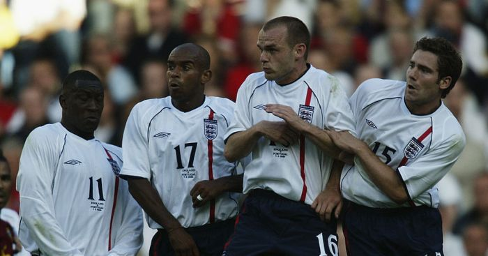 Short but sweet: An England XI with 445 combined career minutes