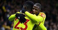 Abdoulaye Doucoure Watford Everton