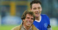 Gianfranco Zola John Terry Chelsea