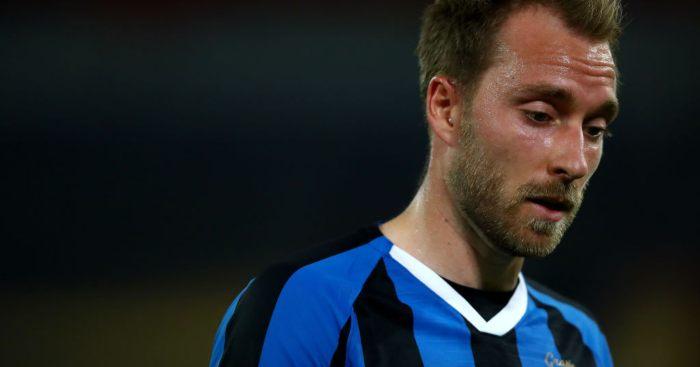 Christian Eriksen Inter Milan Tottenham