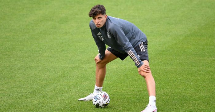 Kai Havertz Germany Chelsea