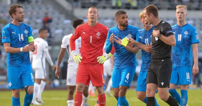 England Iceland Srdjan Jovanovic