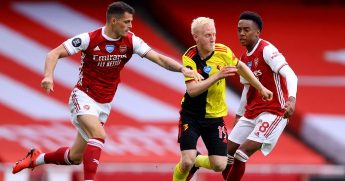 Will Hughes Watford Spurs