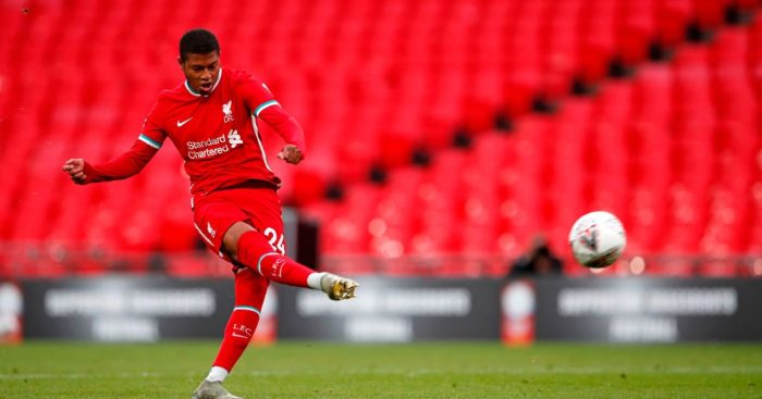 Crystal Palace submit £25m bid for Liverpool youngster