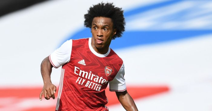 Joorabchian reveals 'incredible' reason Willian joined Arsenal