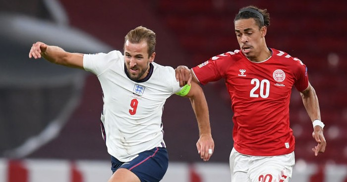 Kane reaches out to England duo 'in a lonely place'