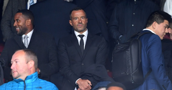 Jorge Mendes working on Liverpool transfer with 'scary' price tag