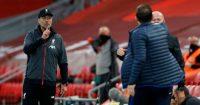 Jurgen Klopp Frank Lampard Chelsea Liverpool