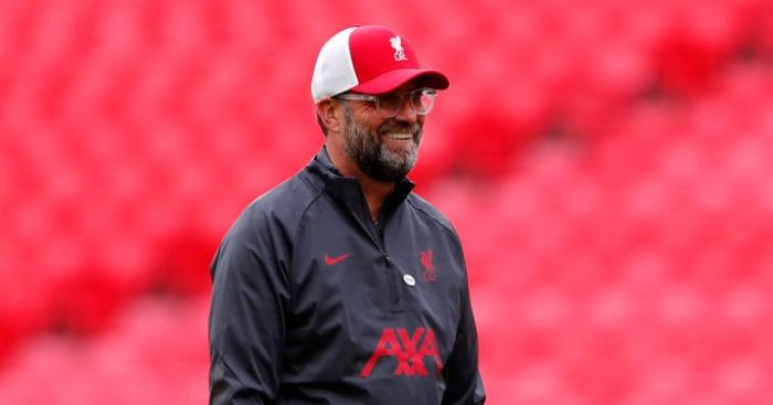 Klopp's brave face masks Liverpool's lack of imagination