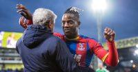 Roy Hodgson Michy Batshuayi Crystal Palace
