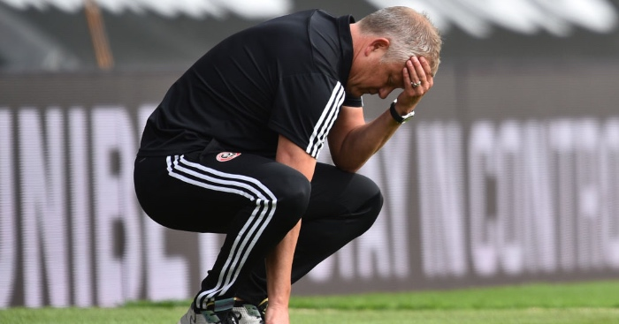 Why does the prospect of relegation still loom over Sheff Utd?