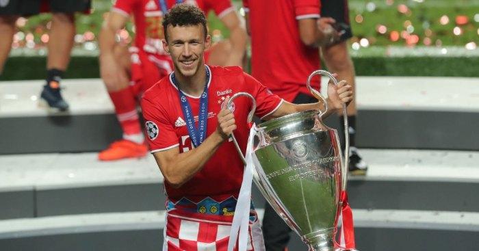 Ivan Perisic Bayern Munich Man Utd