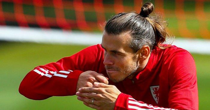 Gareth Bale Wales Man Utd