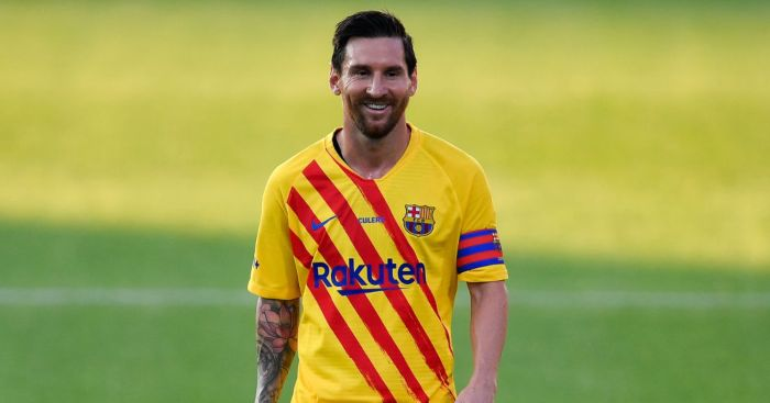 Lionel Messi Barcelona Arsenal
