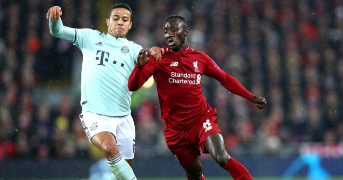 Thiago could 'fail to arrive' at Liverpool like Keita, says Hamann