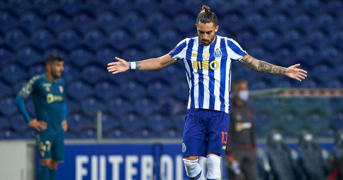 Alex Telles Porto Man Utd