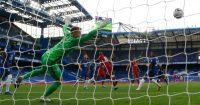 Kepa Arrizabalaga Chelsea Liverpool