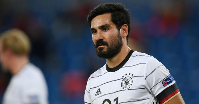 Ilkay Gundogan Germany
