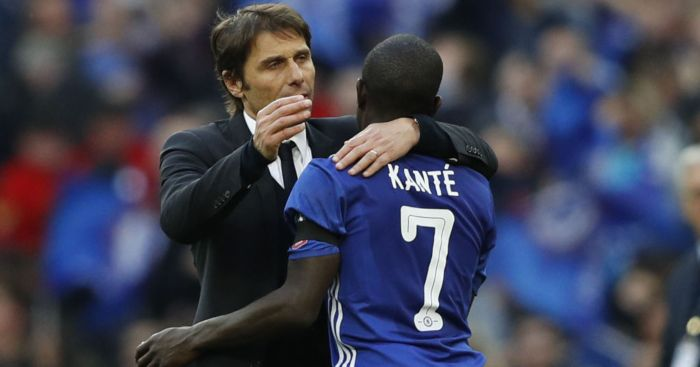 Chelsea pair emerge as 'objectives' for Conte at Juventus - Football365