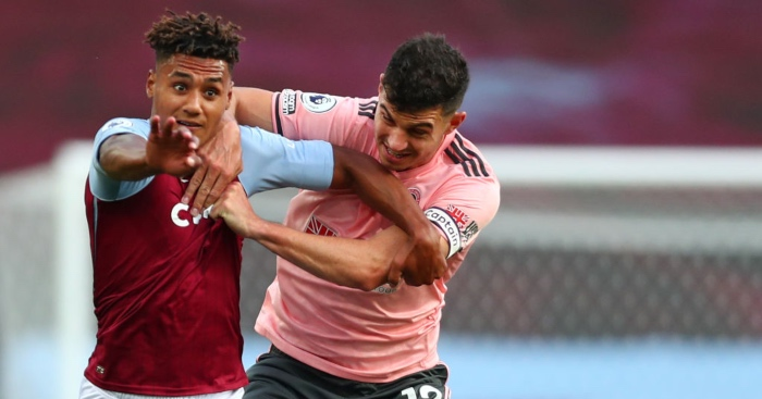 Villa stick the sub-text knife in against Sheff Utd
