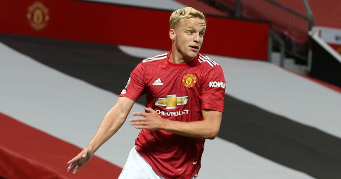 Agent slams Man Utd over Van de Beek: 'Should have lost 7-1' - Football  News -